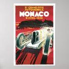 Póster 2do Grand Prix de Mónaco