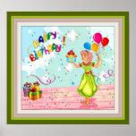 Poster 3 del feliz cumpleaños