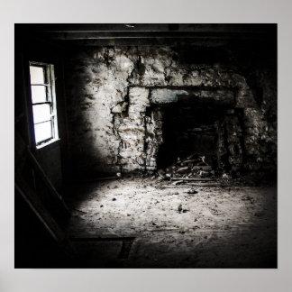 Póster Abandonado en Virginia