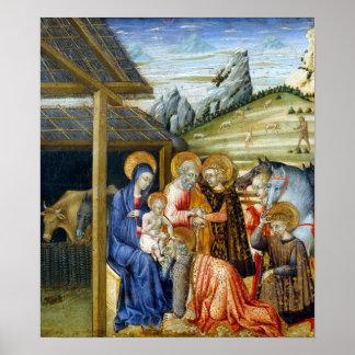 Póster Adoración de Juan di Pablo The de unos de los