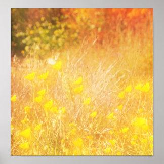Póster Ala de otoño