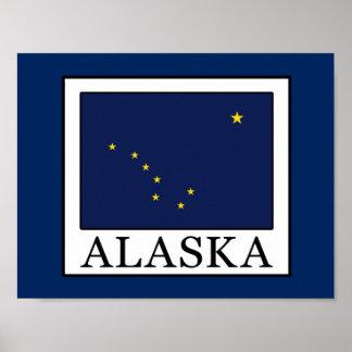Póster Alaska
