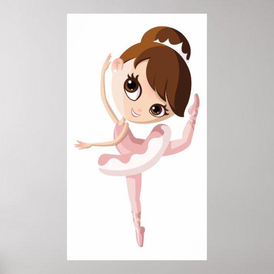 Póster Angelina la bailarina