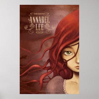 "Poster ""Annabel Lee"" Póster"