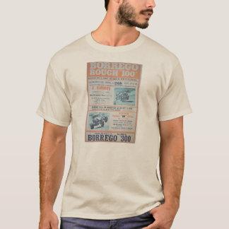Poster áspero de 100 camisetas de Borrego