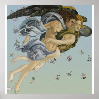 Póster Brith del poster de Venus I