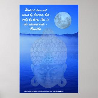 Poster budista de la cita