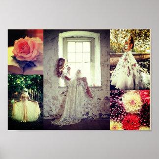 Póster Campanas de boda….