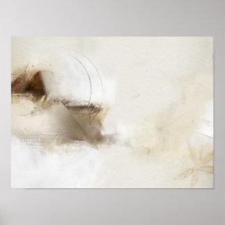 Póster Carab abstracto 33