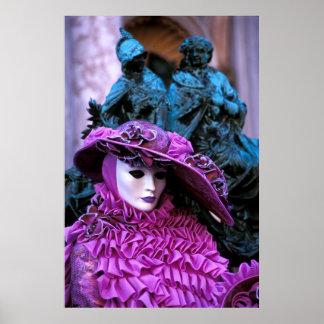 Póster Carnaval de Venecia