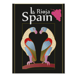 Póster Cartel La Rioja