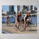 Póster Ciclo de Triathloners