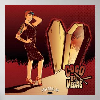Póster Coco DAS Vegas