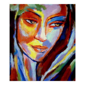 """Póster Colorful Fine Art  Prints - """"Immersed"""""""