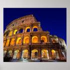 Póster Colosseum Roma
