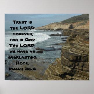 Póster Confianza en el LOR…