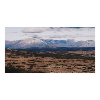 Póster Cordillera