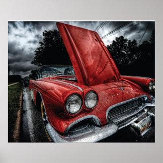 Póster Corvette