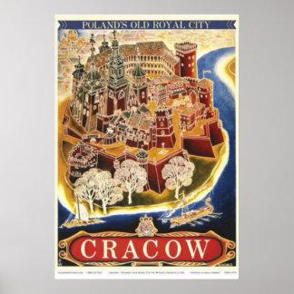 Póster Cracovia
