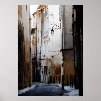 Poster de Aix-en-Provence