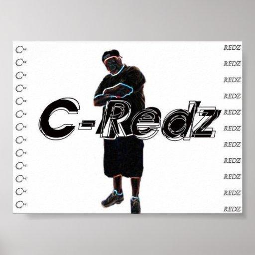 Poster de C-Redz