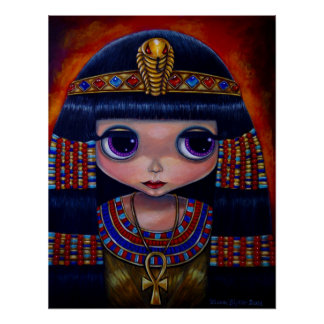 Poster de Cleopatra Blythe Póster