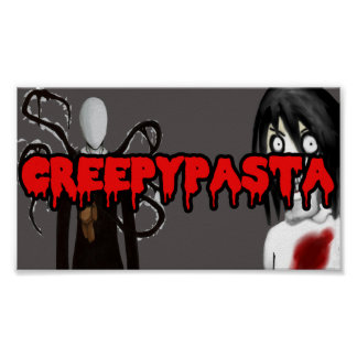 Poster de CreepyPasta