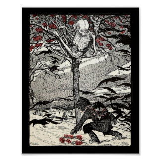 Poster de Der Tod im Baum
