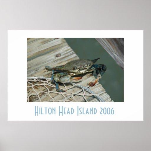 Poster de Hilton Head Island