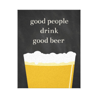 Poster de la cerveza del arte del brew casero -