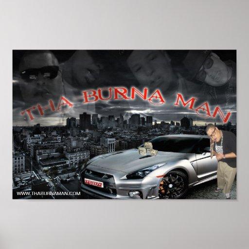 Poster de la ciudad de TBM