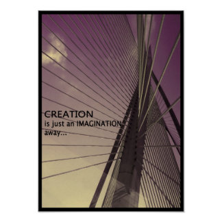 Poster de la imaginación