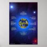 Poster de la norma de oro (vertical)