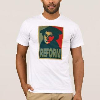 "Poster de la ""reforma"" de Martin Luther Camiseta"