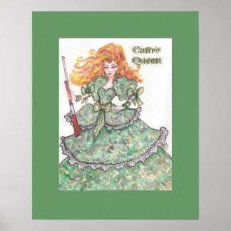 Poster de la reina de Camo