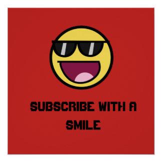 Poster de la sonrisa