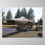 Poster de los aviones militares