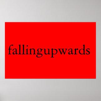 poster de los fallingupwards
