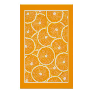 Poster de los naranjas