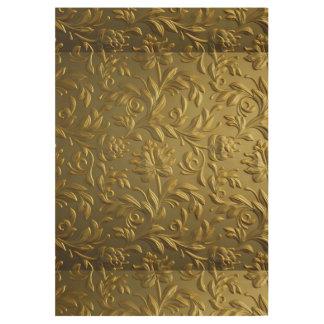 Póster De Madera vintage, floral, oro, elegante, elegante, hermoso,