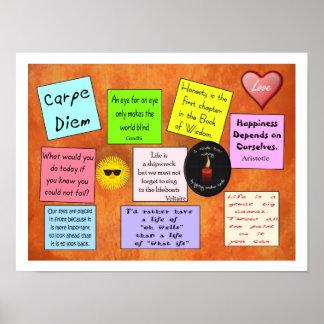 Poster de motivación póster