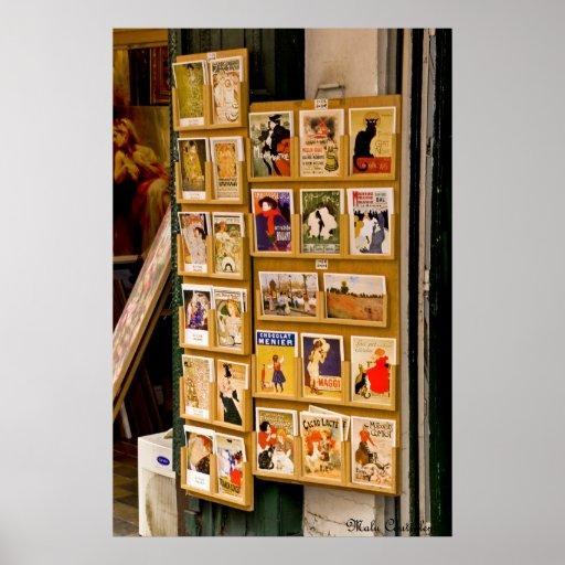 Poster de Parisienne