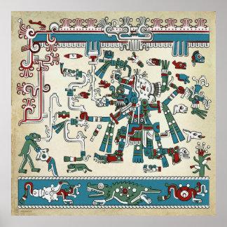 Poster de Tlaloc