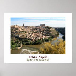 Poster de Toledo España