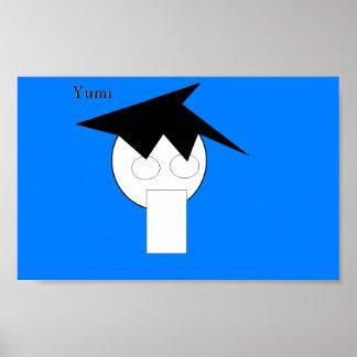 Poster de YUMI