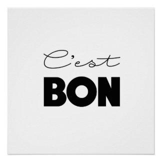 Poster del BON de C'est