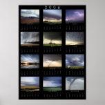 Poster del calendario de 2006 tiempos