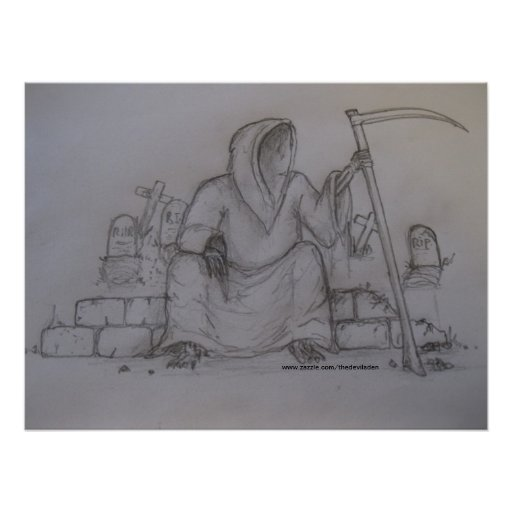 Imagenes de la santa muerte para dibujar a lapiz - Imagui