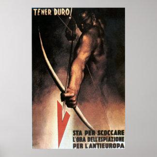 Poster del Duro de Tener