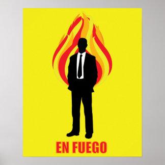 Poster del En Fuego